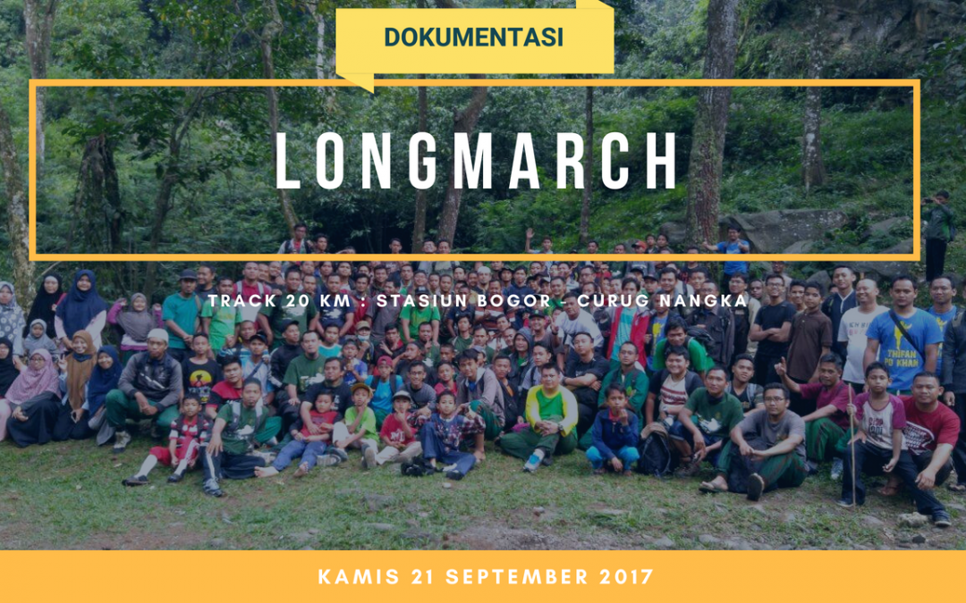 Dokumentasi Longmarch