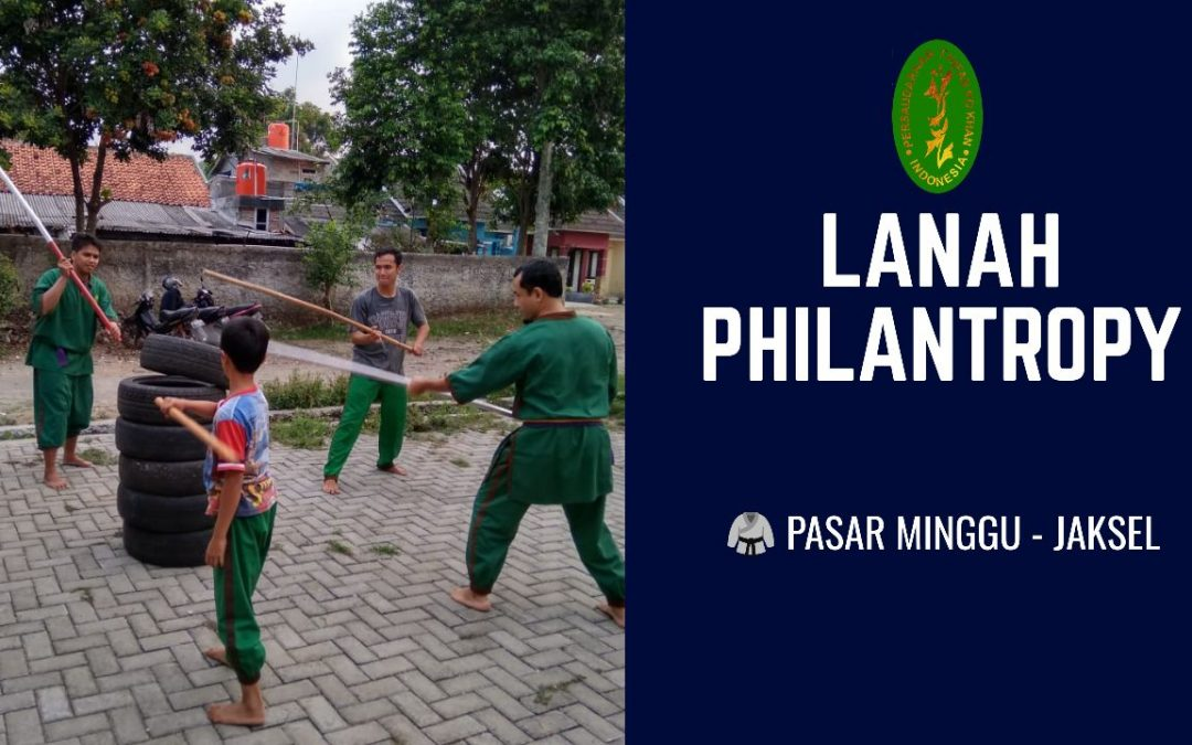 Pembukaan Lanah Philantropy Jaksel