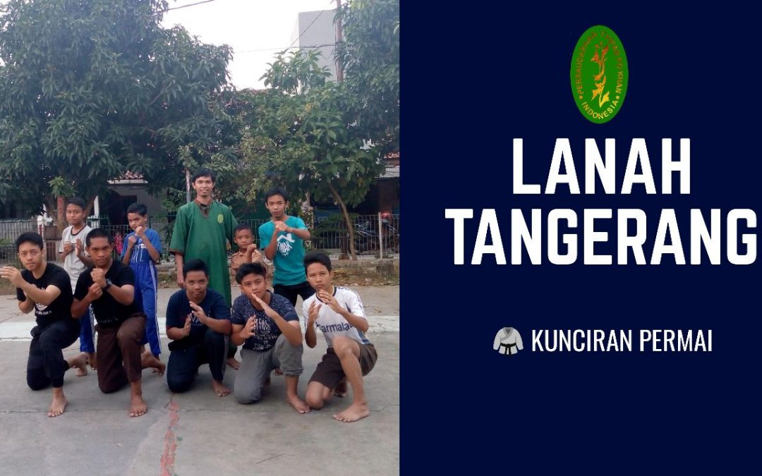 Pembukaan Lanah Tangerang